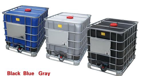 1000l ibc避光型集装桶(灰色)